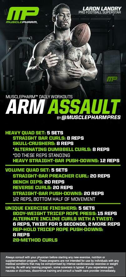 9 jan 2014 | MusclePharm (Daily Workout) | Pinterest | The
