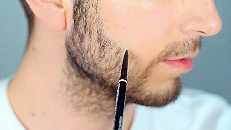 Fill in Sparse Areas of Your Beard | Male Makeup