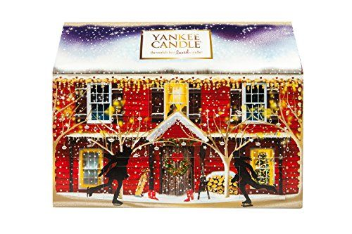 Yankee Candle Advent Calender House