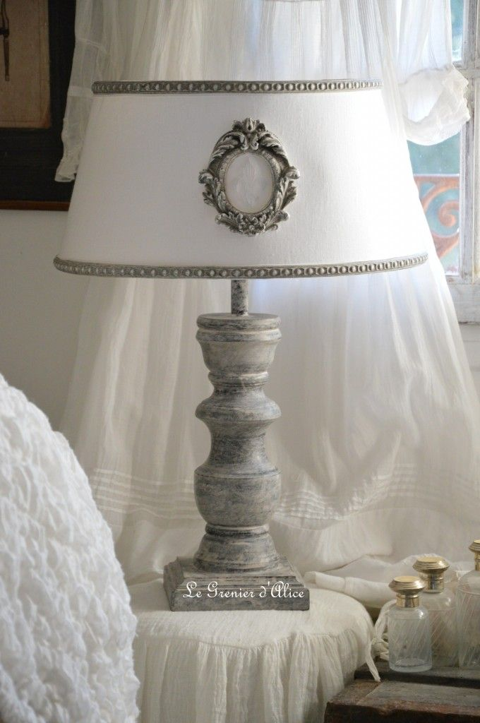 Best 25 Shabby Chic Lamps Ideas On Pinterest Shabby Chic Lamp Shades Candlesticks And