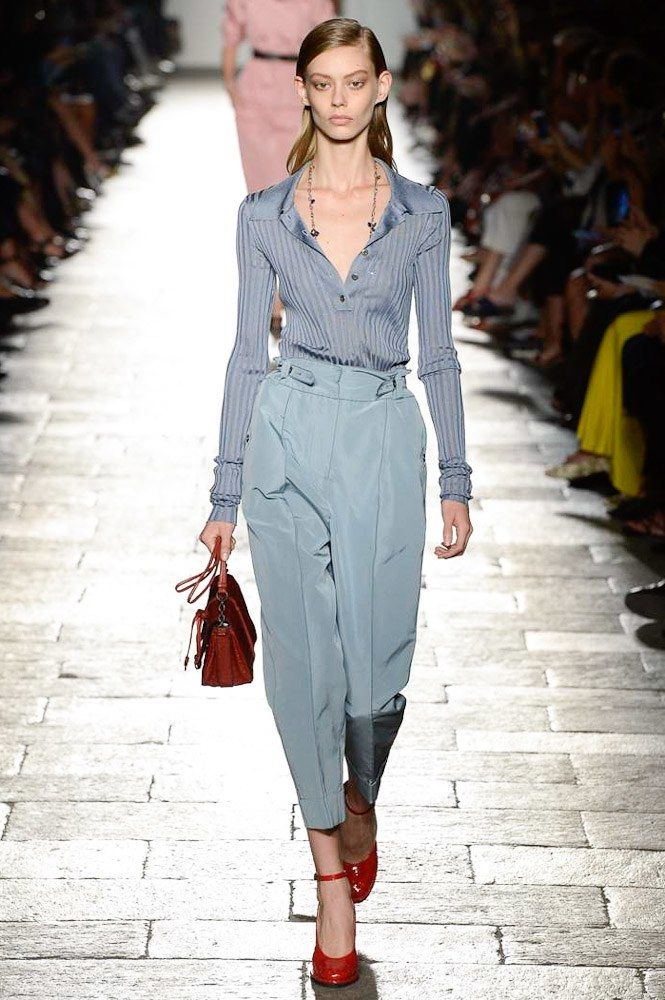 Bottega Veneta Spring 2017 Ready-to-Wear Collection Photos - Vogue