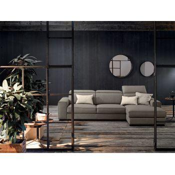 Coltar fix din piele Robert living - Pentru frumusetea casei tale #coltare #mobilaliving #decoratiuni #DecoStores #cornersofa #interiordesign