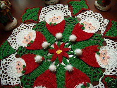 Knitting Crochet: Centrinhos