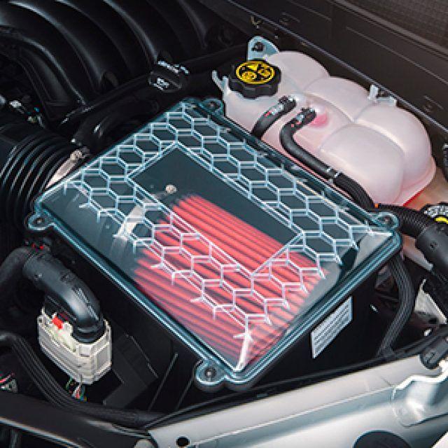 2019 Gm Performance Air Intake Upgrade 6 2l 84561598 Gm Parts