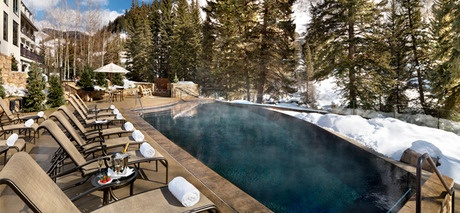 Ski In & Ski Out - Autumn or Winter Stay at Vail Cascade Resort & Spa