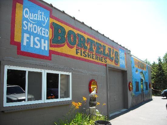 Bortell's Fisheries Restaurant Reviews, Ludington, Michigan - TripAdvisor