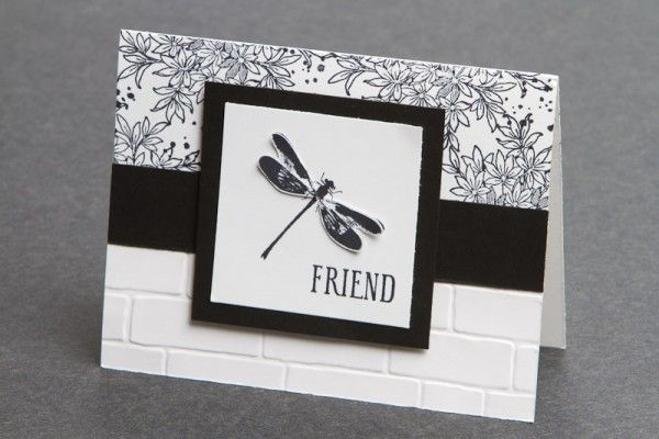 2015   Awesomely Artistic Clear-Mount Stamp Set	139950 Price: $20.00,  SU Brick Embossing Folder.