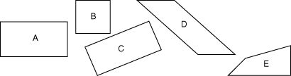 Characteristics of rectangles and parallelograms applet