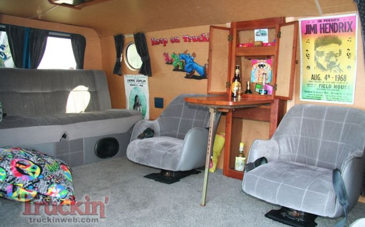 2011 Council Of Councils Van Show Ford Econoline Custom ...