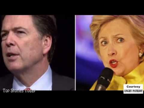 WHOA: Is THIS the Reason Comey Let Hillary Off?   Top Stories Today - YouTube
