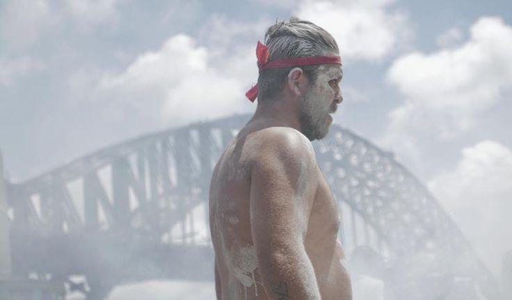 Smoking Ceremony, Sydney Harbour, 26th January 2016