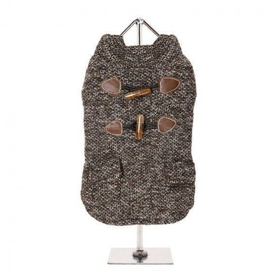 Argyll Tweed Dog Coat