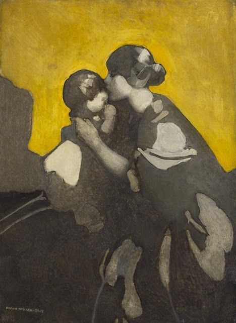 Norah Neilson Gray (1882-1931), Mother and Child - 1920's