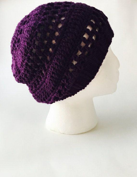 Summer sun purple womens hat accessories summer beanie mandala sun hat wife gift beach hat