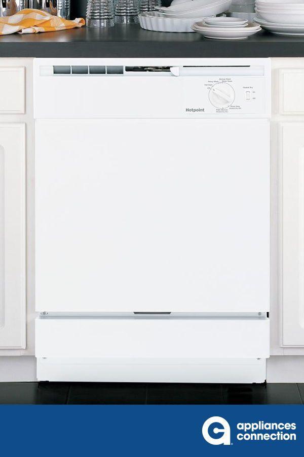 Hotpoint Hda2100hww 451 24 Built In Dishwasher Hotpoint Home Appliances