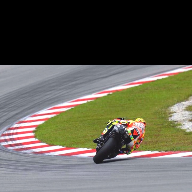 Valentino Rossi - Ducati 2012 Moto GP test