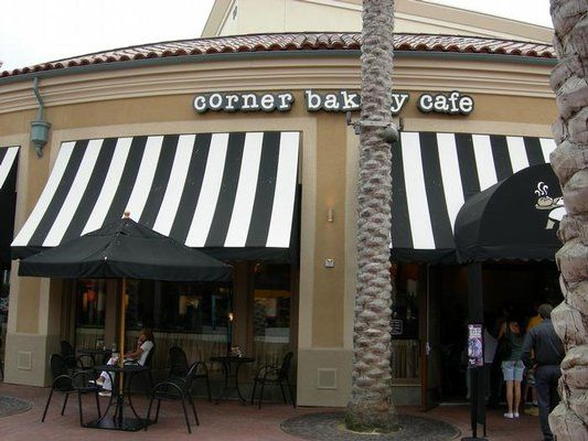 Corner Bakery Cafe Geneva Il