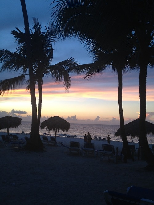 Punta Cana Beach Sunset | Find All Inclusive Vacation Deals!