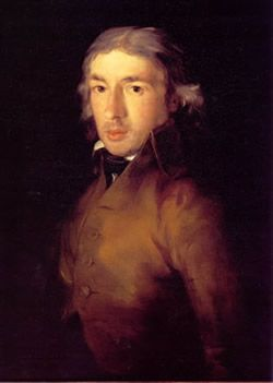 Leandro Fernández de Moratín - Francisco de Goya - Wikimedia Commons