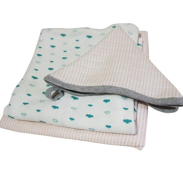 Set Of Muslin Towel And Wash Cloth In 2020 Muslin Swaddle Blanket Washing Clothes Muslin Swaddling