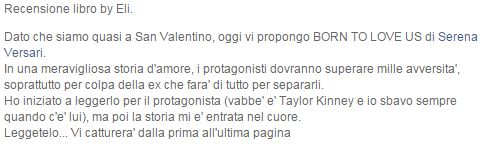 Recensione by Ely
