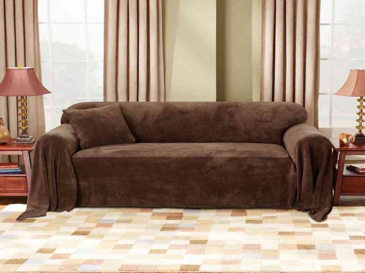 pleasurable designer sofa throws. Sure Fit Plush Sofa Throw Cover  Home Furniture Design 170 best Covers images on Pinterest Couch covers