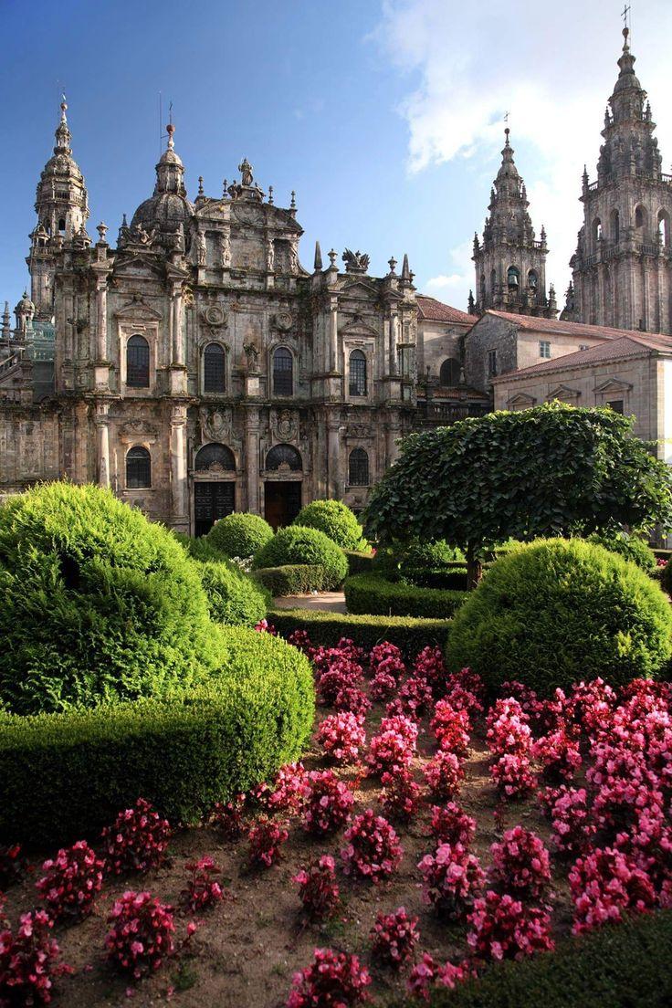Santiago de Compostela, Cattedrale di San Giacomo.