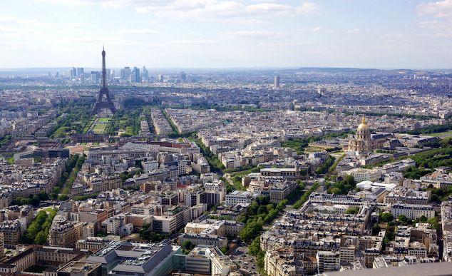 Torre Montparnasse tem a melhor vista de Paris
