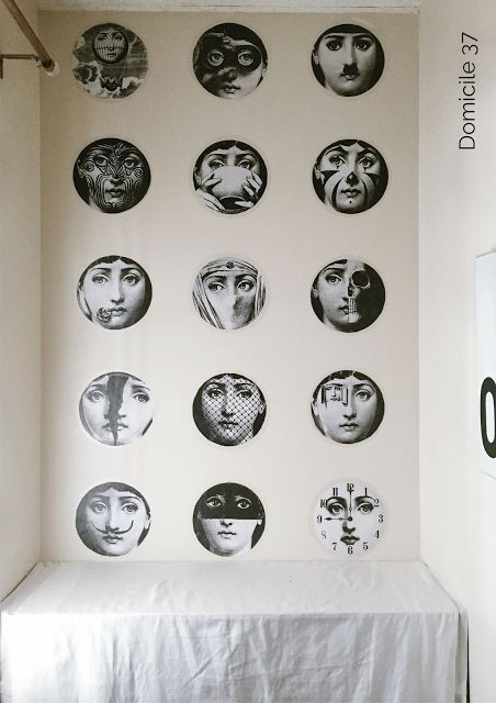 17 best ideas about fornasetti wallpaper on pinterest cole and son wallpaper cole and son and - Fornasetti faces wallpaper ...