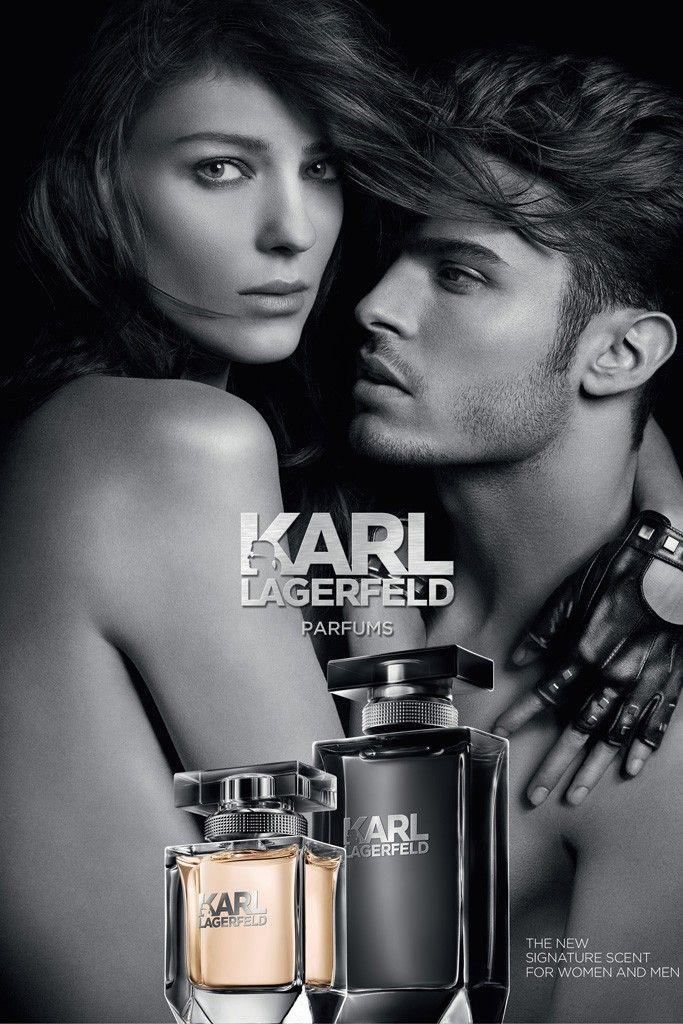 More Images of Baptiste Giabiconi for Karl Lagerfeld Fragrance Campaign image baptiste001