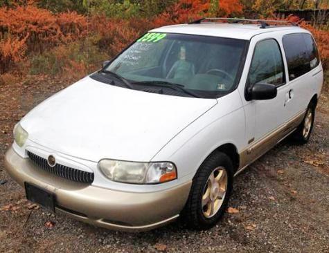 $2000 only — 2000 Mercury Villager Estate minivan in Waterbury, Connecticut CT