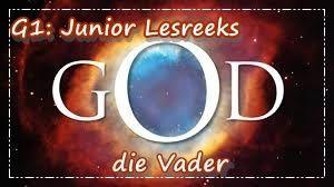 Junior lesse: God die Vader - Bybel lesse en Hulpbronne gratis beskikbaar by - https://algoagemeenskapskerk.wordpress.com/