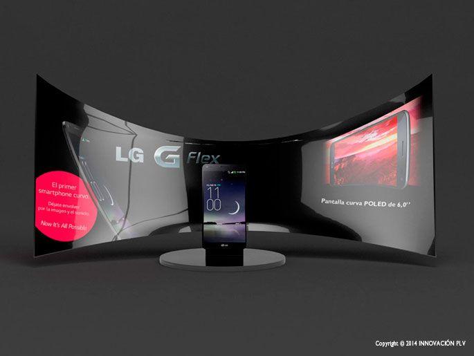 Expositor Gflex LG | INNOVACION PLV