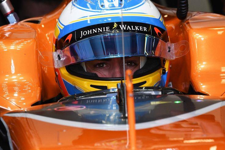 #Fernando_Alonso  #Formula1  #McLaren  #McLaren_Honda