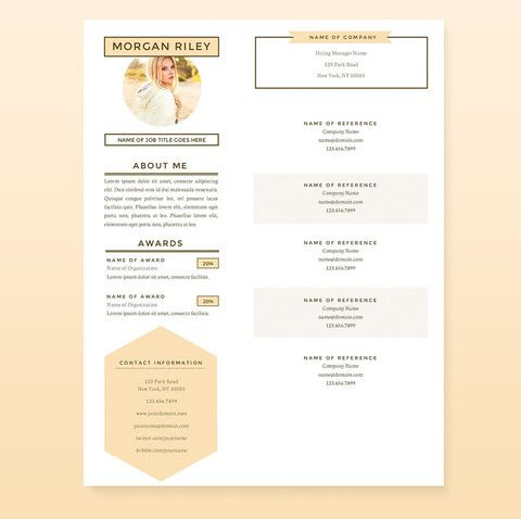 57 best Formats I need images on Pinterest Resume templates