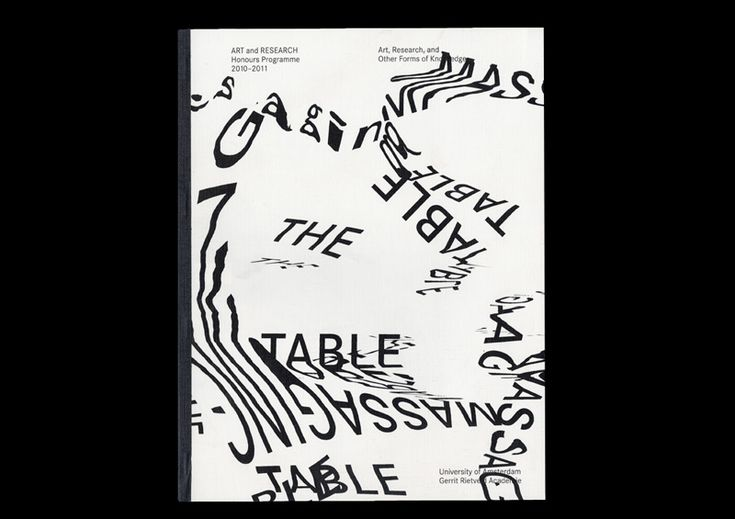 Daniel Norregaard | Arcademi - the words form the image, although they are a bit difficult to read.