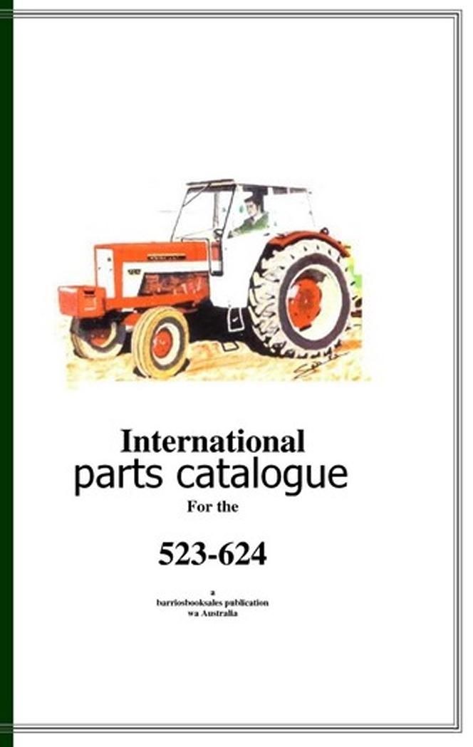 Download Ihc Parts Manuals Here Farmall Farmall Tractors Manual