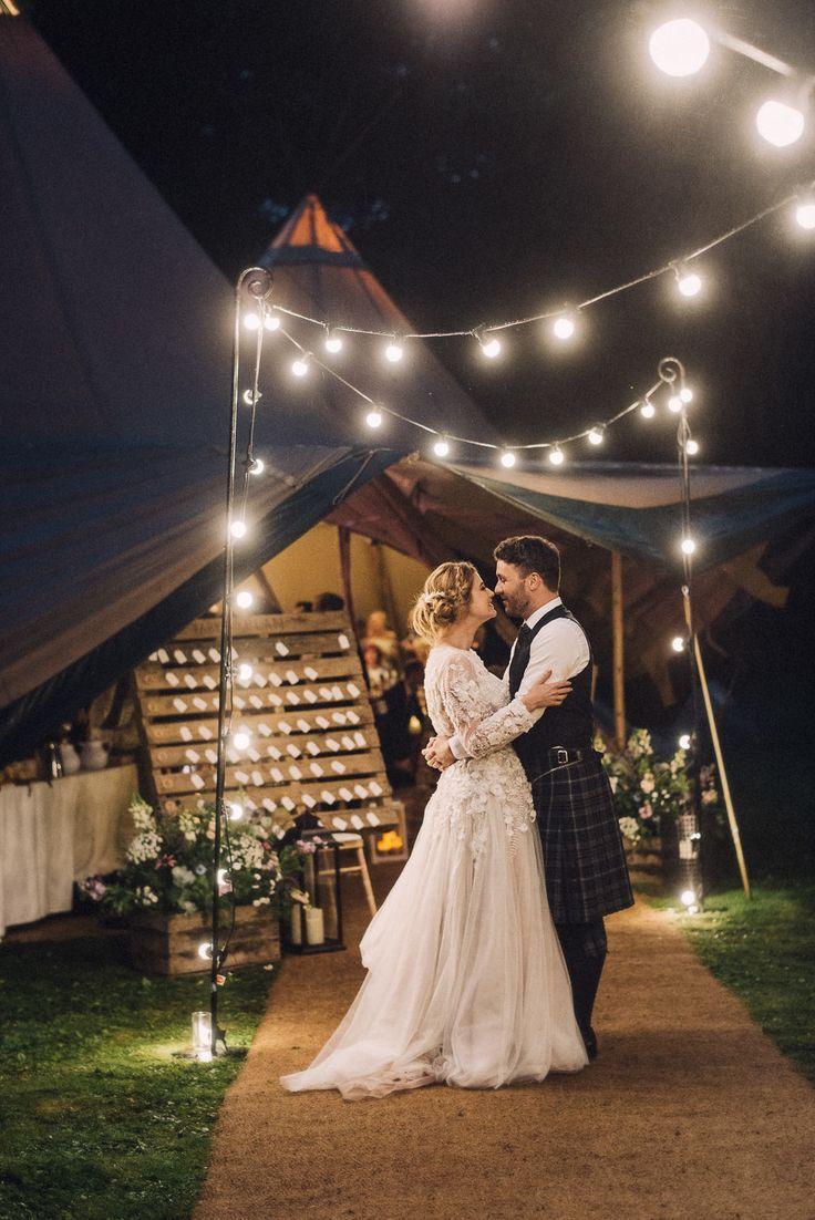 Hochzeitsbeleuchtung Fur Feiern Im Freien Mit Bildern Hochzeit Beleuchtung Hochzeit Draussen Wedding Outside
