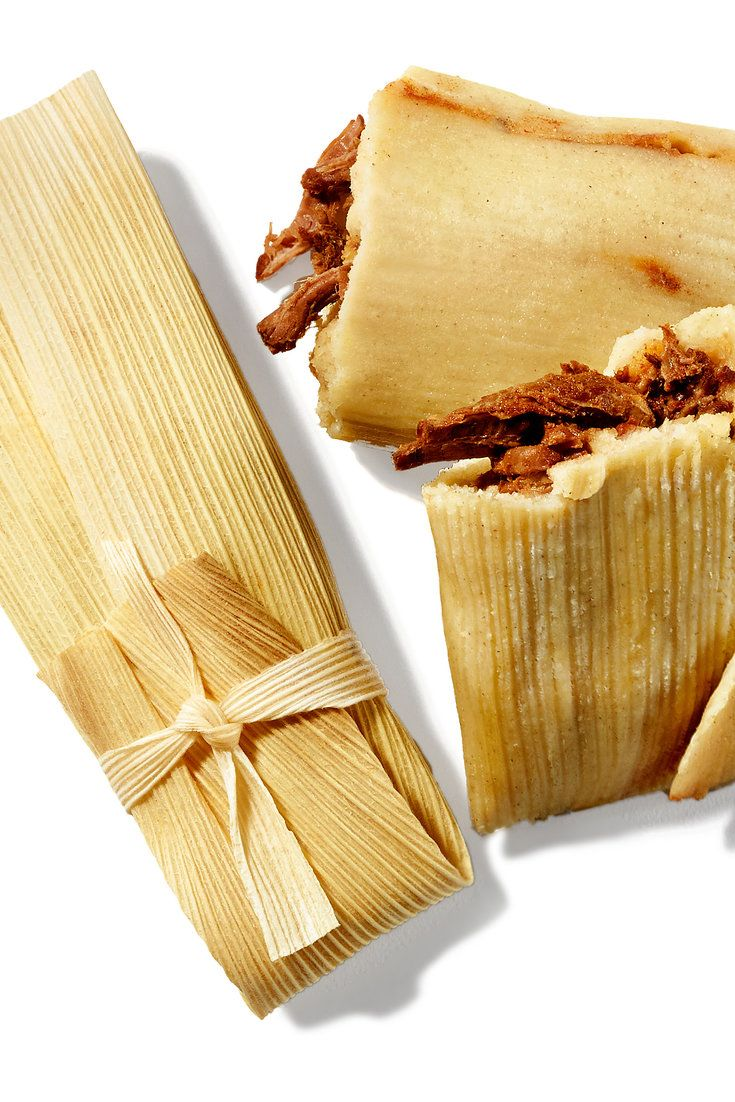 NYT Cooking: Making tamales doesn't have to be difficult. With a little planning, you can have this traditional treat at hand. Start the night before, setting the husks to soak overnight. The next day, mix the masa marina with some chicken stock, lard, salt and baking powder. Lay the mixture onto the husks along with shredded meat, wrap and steam them in a rack. It's a perfect ...