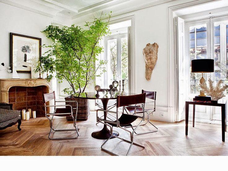 Interior Design: Madrid Apartment