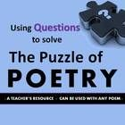 Freebie: The idea of Poetry 180—a poem a day for high school students—appealed to me from the start; however, as a teacher of struggling readers, I saw the ...