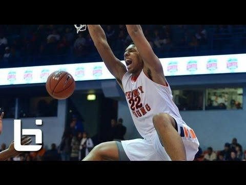 Jahlil Okafor Projected #1 Draft Pick Of NBA Draft! OFFICIAL  HS Season Mixtape!! Now At Duke!