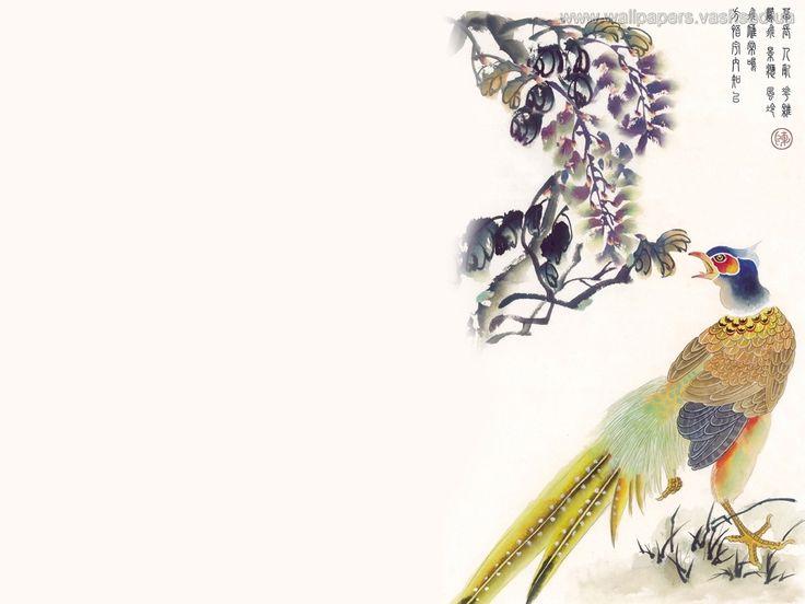 Sfondi per Cellulare - Pittura cinese: http://wallpapic.it/art-e-creative/pittura-cinese/wallpaper-3539