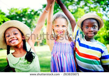 Children Playing Outside Stock Photos, Images, & Pictures | Shutterstock