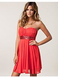 JEANE BLUSH Pamela Dress