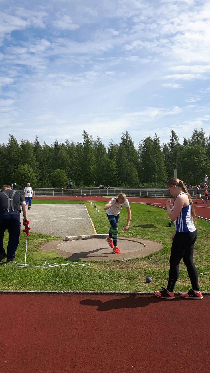 Midsummer Sport games Ikaalinen