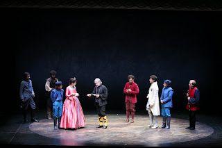 """TG Musical e Teatro in Italia: """"La dodicesima notte"""" al Teatro Coccia di Novara."""