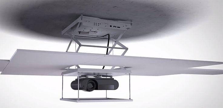 Système d'élévation de vidéoprojecteur jusqu'à 10kg - VOGEL'S PPL 1070