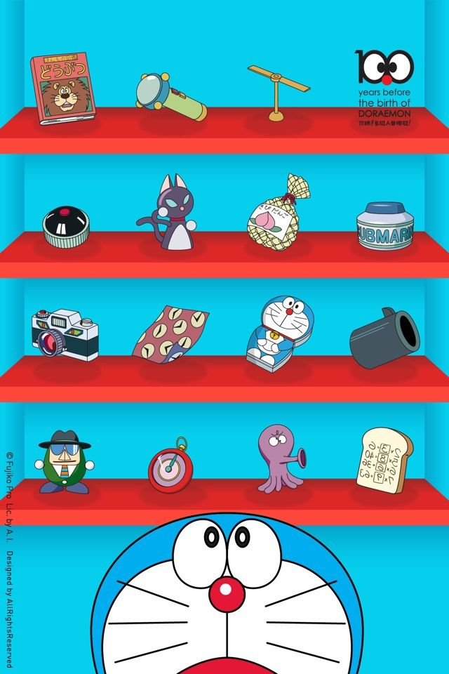 #doraemon #iphone4 #iphonewallpaper