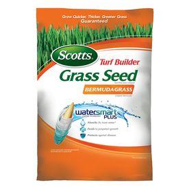 Scotts Turf Builder 15-Lb Grass Seed 18358